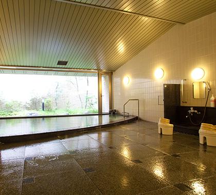大浴場「光明石の湯」